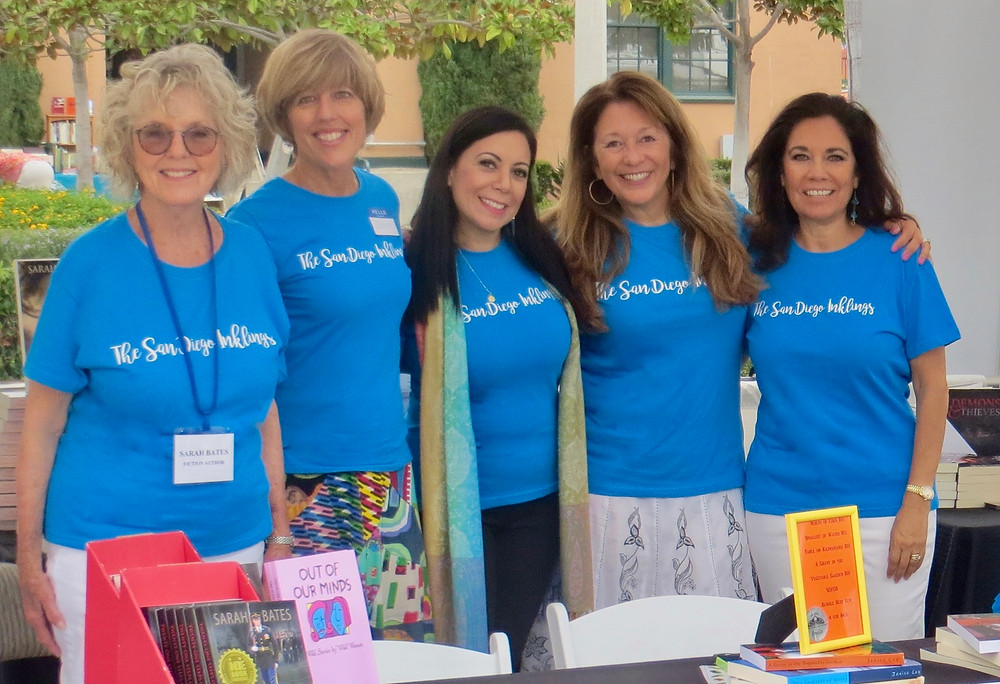 The San Diego Inklings at the SD Festival of Books