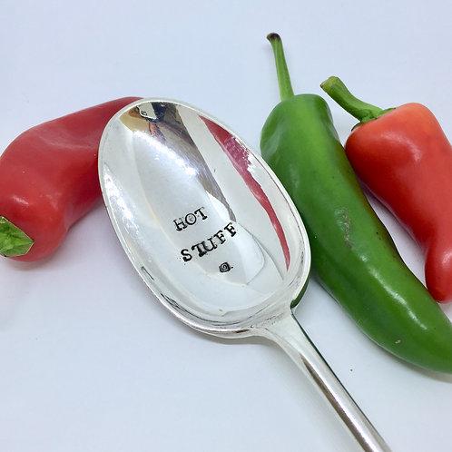 Hot Stuff serving spoon