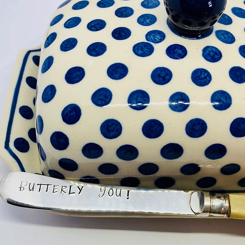 Butterly You butter knife