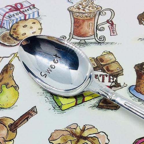 Sweet teaspoon