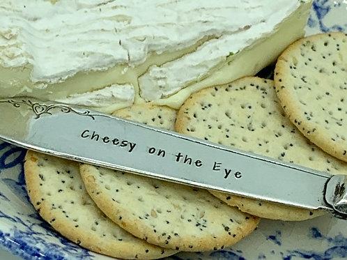 Cheesy On The Eye cheese knife