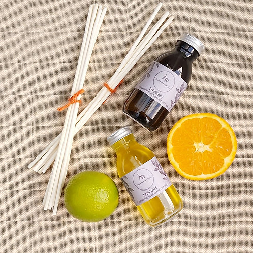 Energise reed diffuser 75ml/150ml