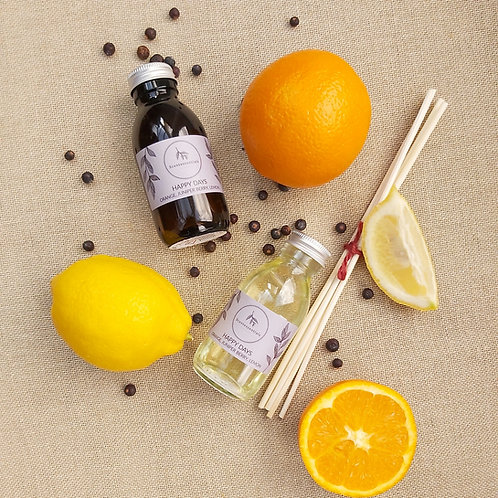 Happy days reed diffuser 75ml/150ml