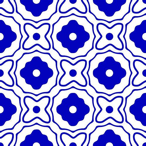 Azulejo Blu 05