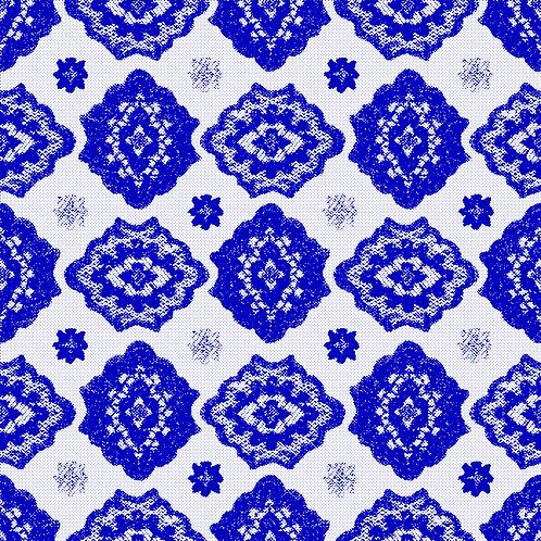 Azulejo Blu 06
