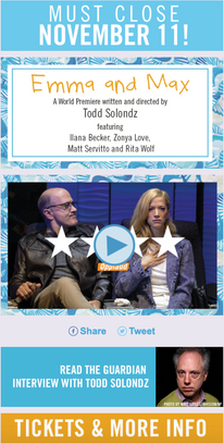 'Emma and Max' by Todd Solondz Email Marketing