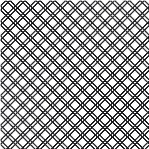 Azulejo Preto e Branco 10 (AJPB-10)