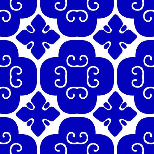 Azulejo Blu 02