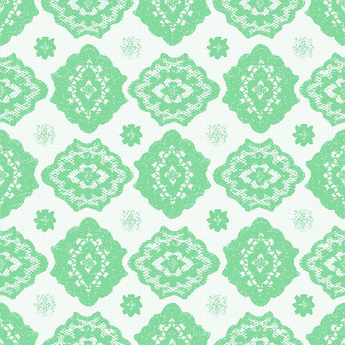 Azulejo Verde 06