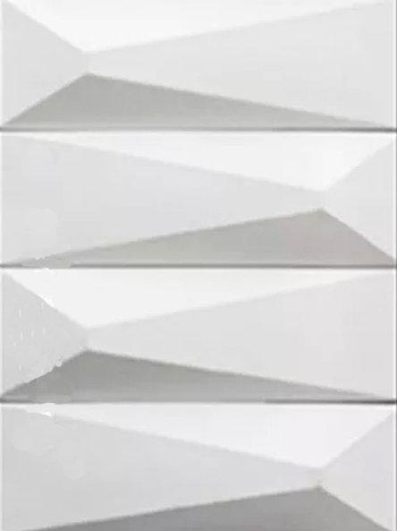 Revestimento 3D Origami
