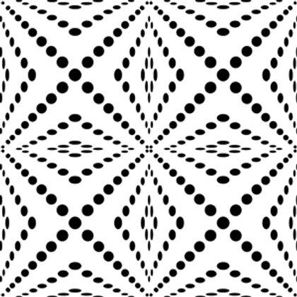 Azulejo Preto e Branco 04 (AJPB-04)