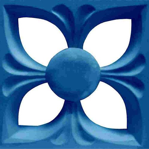 Elementi Fiori Azul