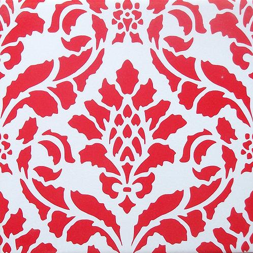 Azulejo Vermelho 01