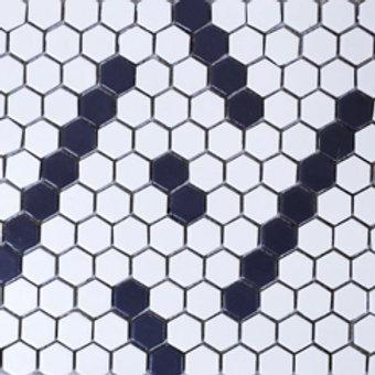 Pastilha Sextavada Geométrico
