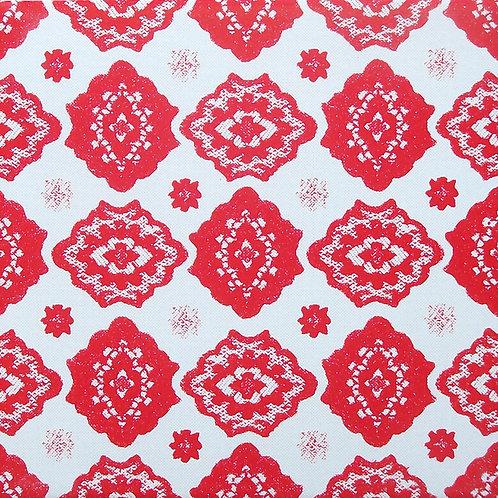 Azulejo Vermelho 06