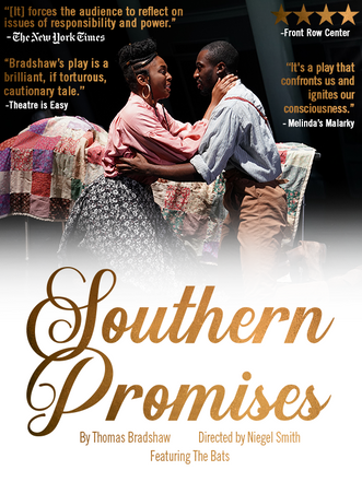 'Southern Promises' by Thomas Bradshaw Email Marketing