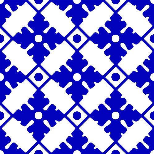 Azulejo Blu 03