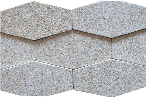 Cimentício Hexagonal Parede