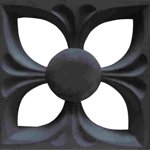 Elementi Fiori Preto