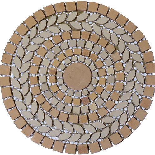 Rústico Mosaico Quadretine