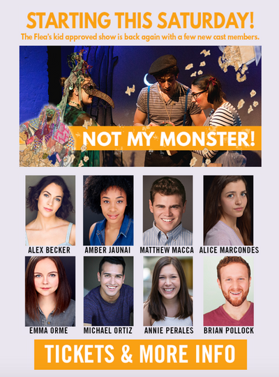 'Not My Monster' Email Marketing