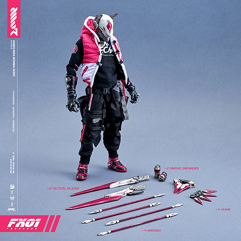 FX01 One-Sixth Scale Action Figure