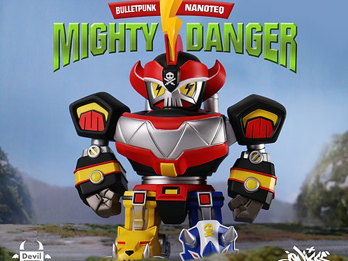 """""""MIGHTY DANGER"""" Special Edition NANOTEQ"""