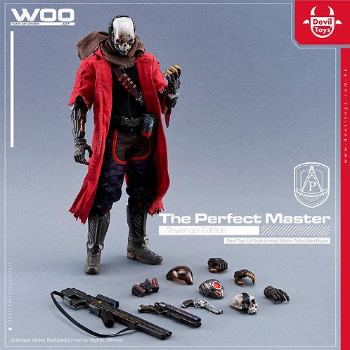 The Perfect Master : Revenge Version (HK/TW/CN)