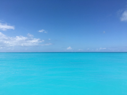 Turks and Caicos Turquoise Ocean
