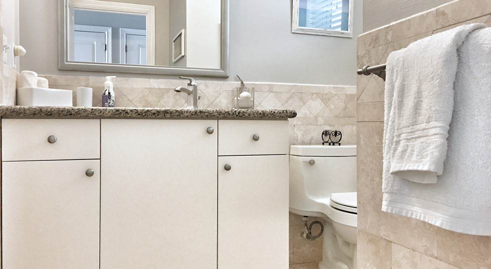 Modern Bathroom Vanity Shower