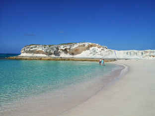 Remote Beach Fishing Bahamas Sailing Catamaran Charters