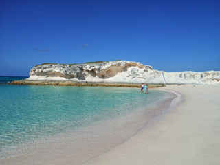 Remote Beach Fishing Bahamas Sailing Catamaran Charters