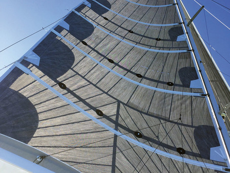 Sails for the Modern Cruising Multihull