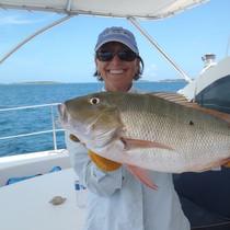 Fishing Catamaran Bahamas Sailing charte