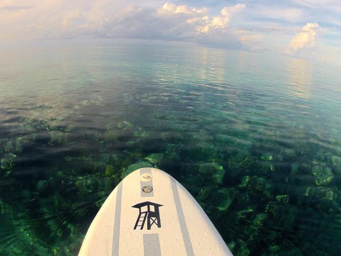 Paddleboarding calm Smith Reef.jpg