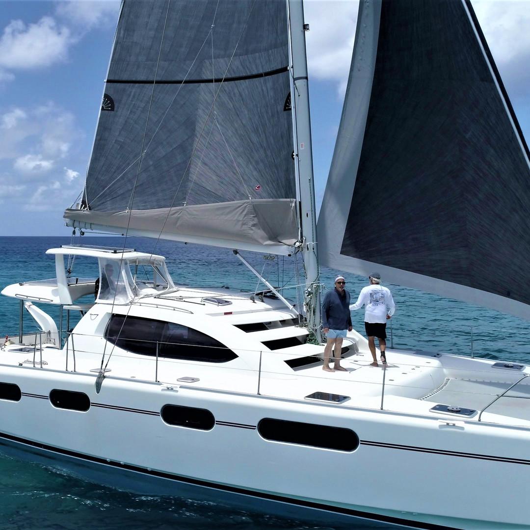 Destiny Bahamas Sailing Catamaran charte