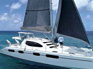 Black Sails Leopard 46 Bahamas Sailing Catamaran Charters