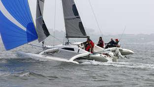 Corsair Sprint 750 Trimaran