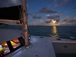 Moonrise Bahamas Sailing Catamaran Charters