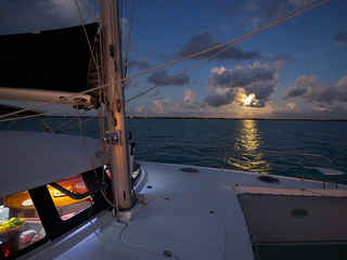 Moonrise Bahamas Sailing Catamaran Charters