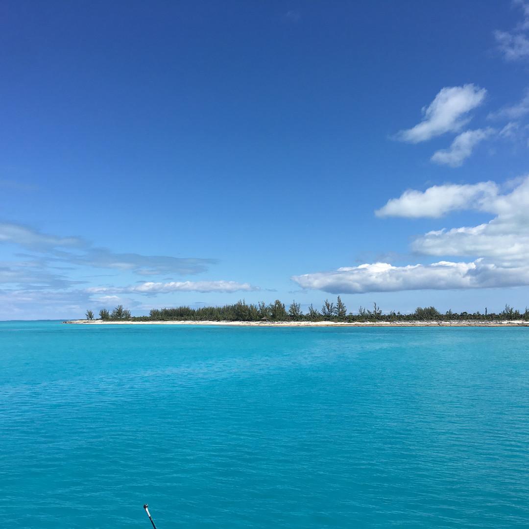 Sailing Cat Island Bahamas Catamaran cha