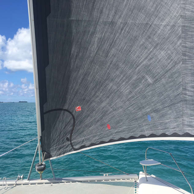 HEADSAIL QUOTE