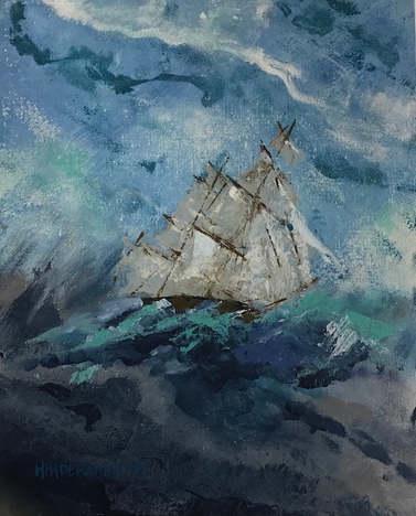 Seascape #203