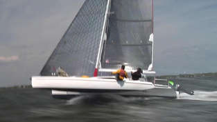 F28R Sailing Fast