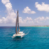 Sailing Bahamas Catamaran Charters Blue Ocean