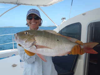 Fishing Bahamas Sailing Catamaran Charters