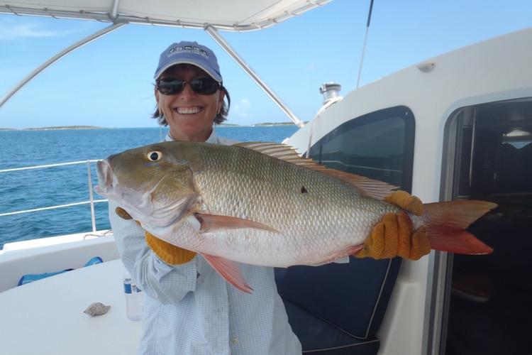Fishing Bahamas Sailing Catamaran charter