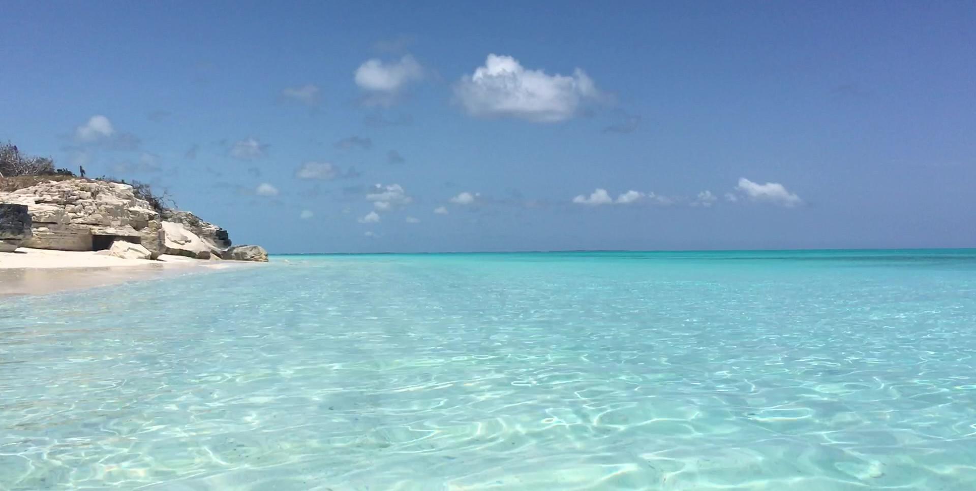 Summer Days on Caicos Cays