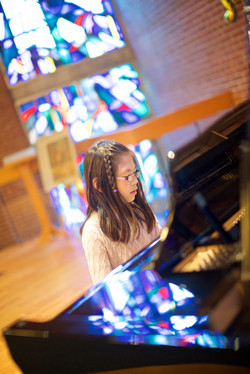 Piano lessons with Ceci Vancouver
