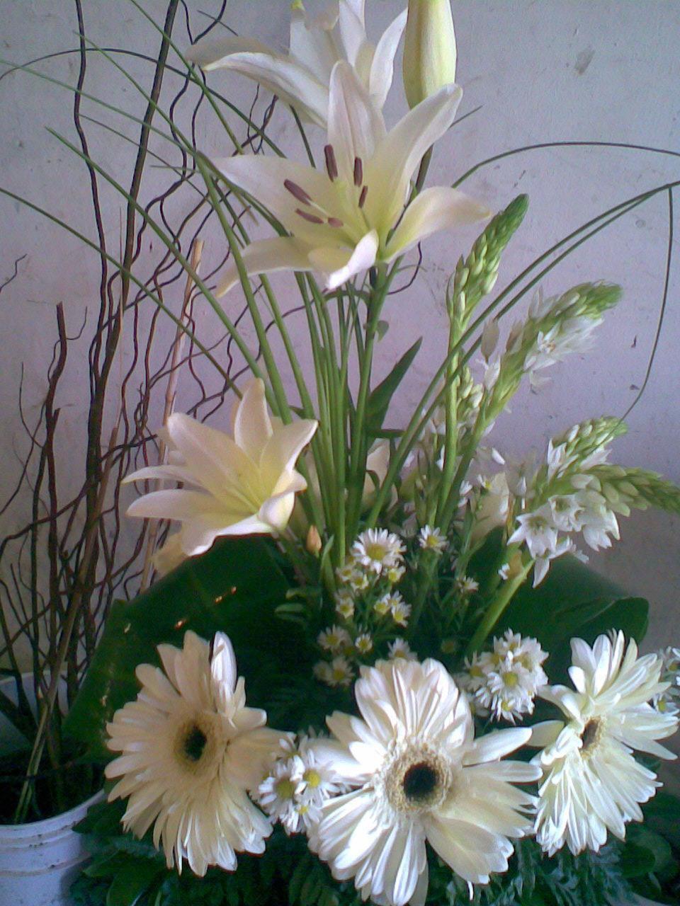 Arreglos Florales Modernos Gallery Of Arreglo Floral Resplandor - Centros-florales-modernos